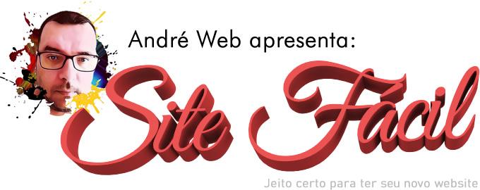 [André Web apresenta: Plano Web Site Fácil]